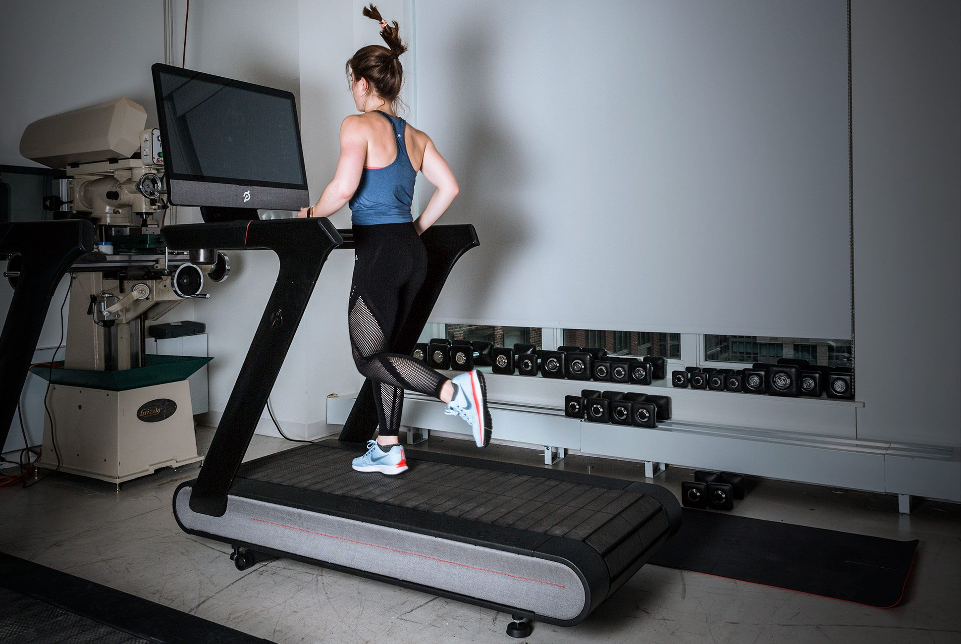 Peloton Releases a Treadmill for People Who Hate Treadmills