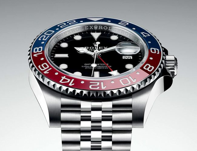 Baselworld 2018: Feast your Eyes on the New Rolex GMT. Oh, and the Pepsi Bezel is Back.