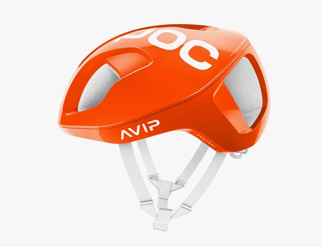 POC's Ventral SPIN Is the Fastest, Safest and Prettiest Cycling Helmet, Ever