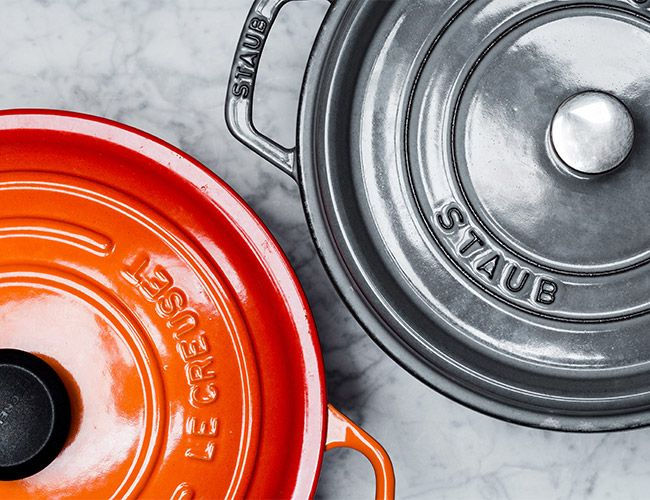 Staub vs. Le Creuset: Which Brand Makes the Best Dutch Oven?