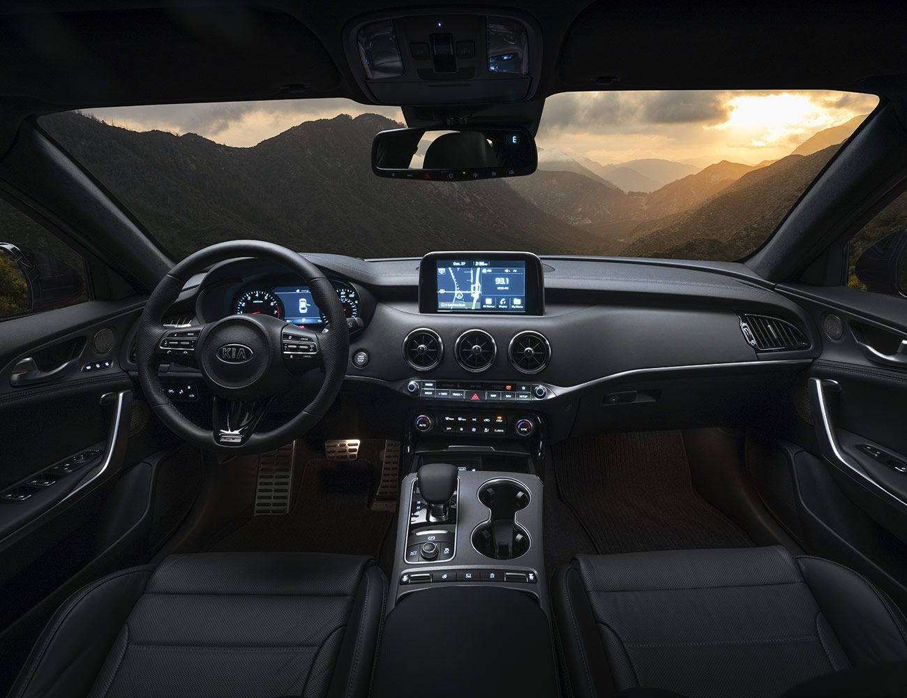 The 10 Best Car Interiors In 2018