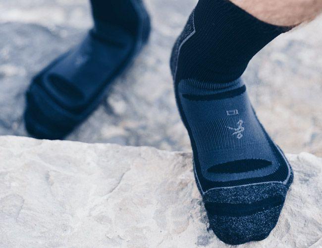 Balega's Blister Resistant Socks Have a Permanent Spot in Our Sock Drawer