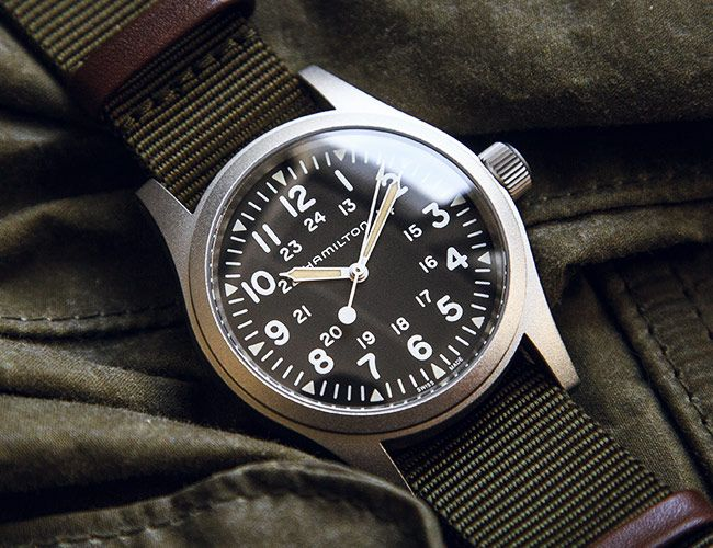 This Is the Field Watch You Buy When You Outgrow Your Timex