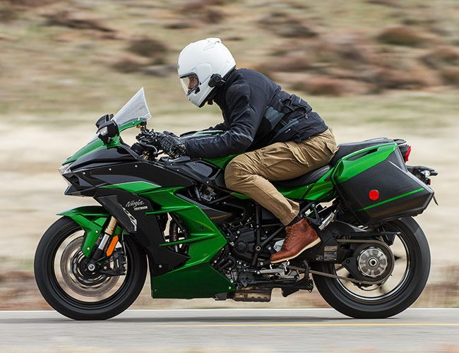 There's Nothing Else on the Road Quite Like the Kawasaki H2 SX