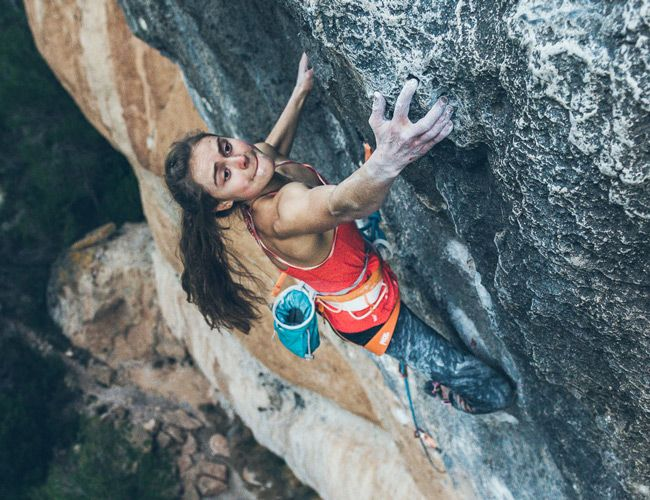 Meet Margo Hayes, the Badass Rock Climber Pushing the Sport to New Heights
