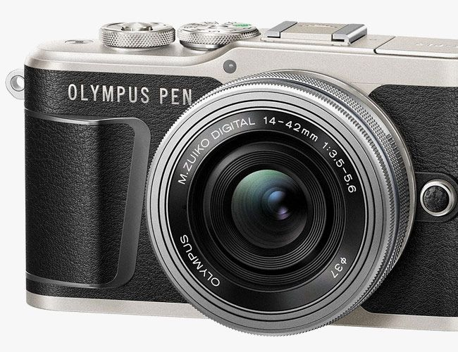 Olympus's New Mirrorless Camera Costs Just $600 and Shoots 4K Video