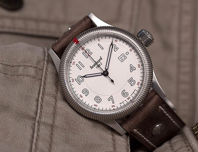 This Pilot's Watch Is Made by an Underrated German Brand