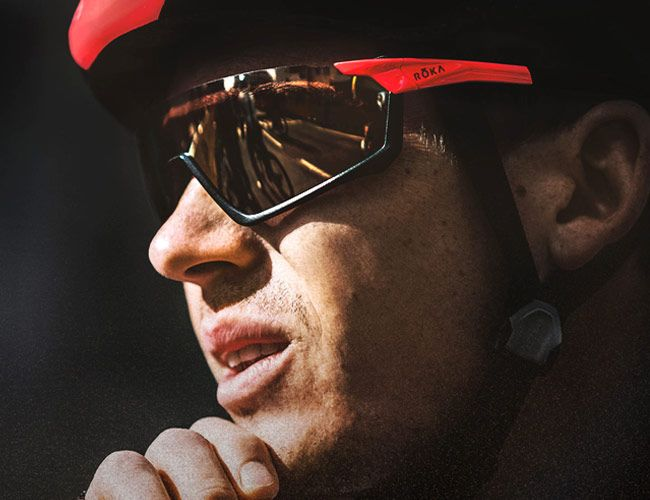 Roka's New Sunglasses Conquer the Competition