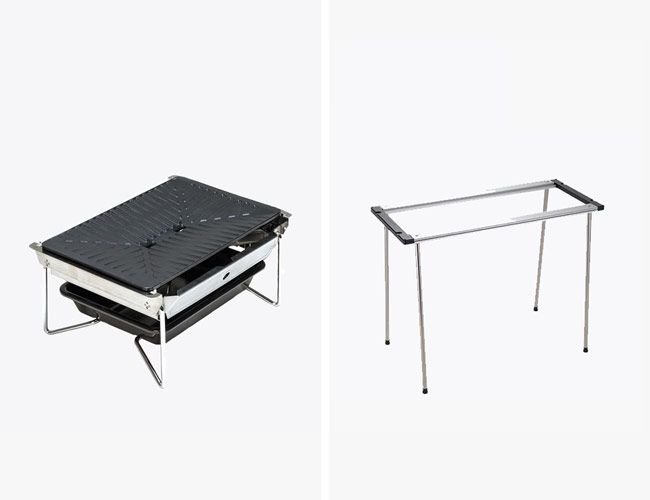 Camp Cooking Goes Modular With This New Customizable Setup