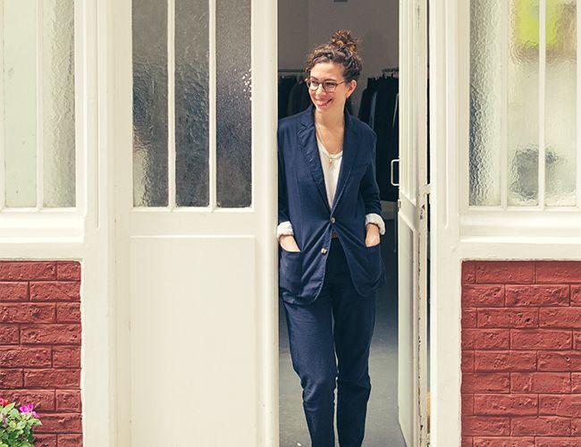 Meet the French Designer Making Your New Favorite Wardrobe Essentials