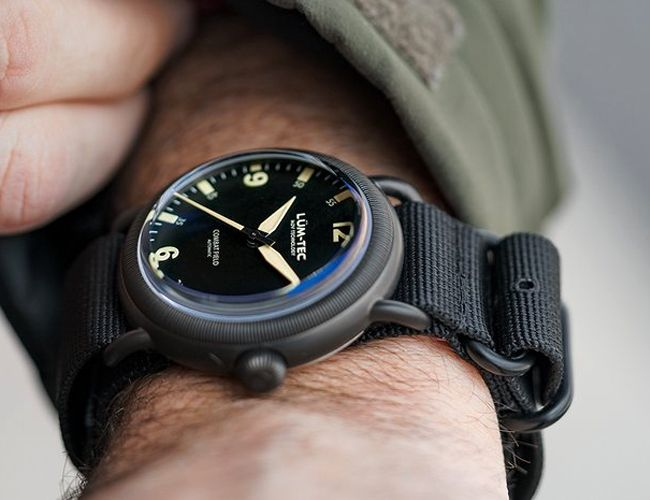 This American-Assembled Field Watch Is Like a Mechanical Shinola