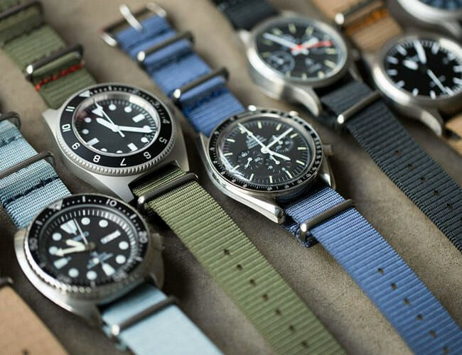 The 15 Best Watch Straps For a Cool and Casual Summer