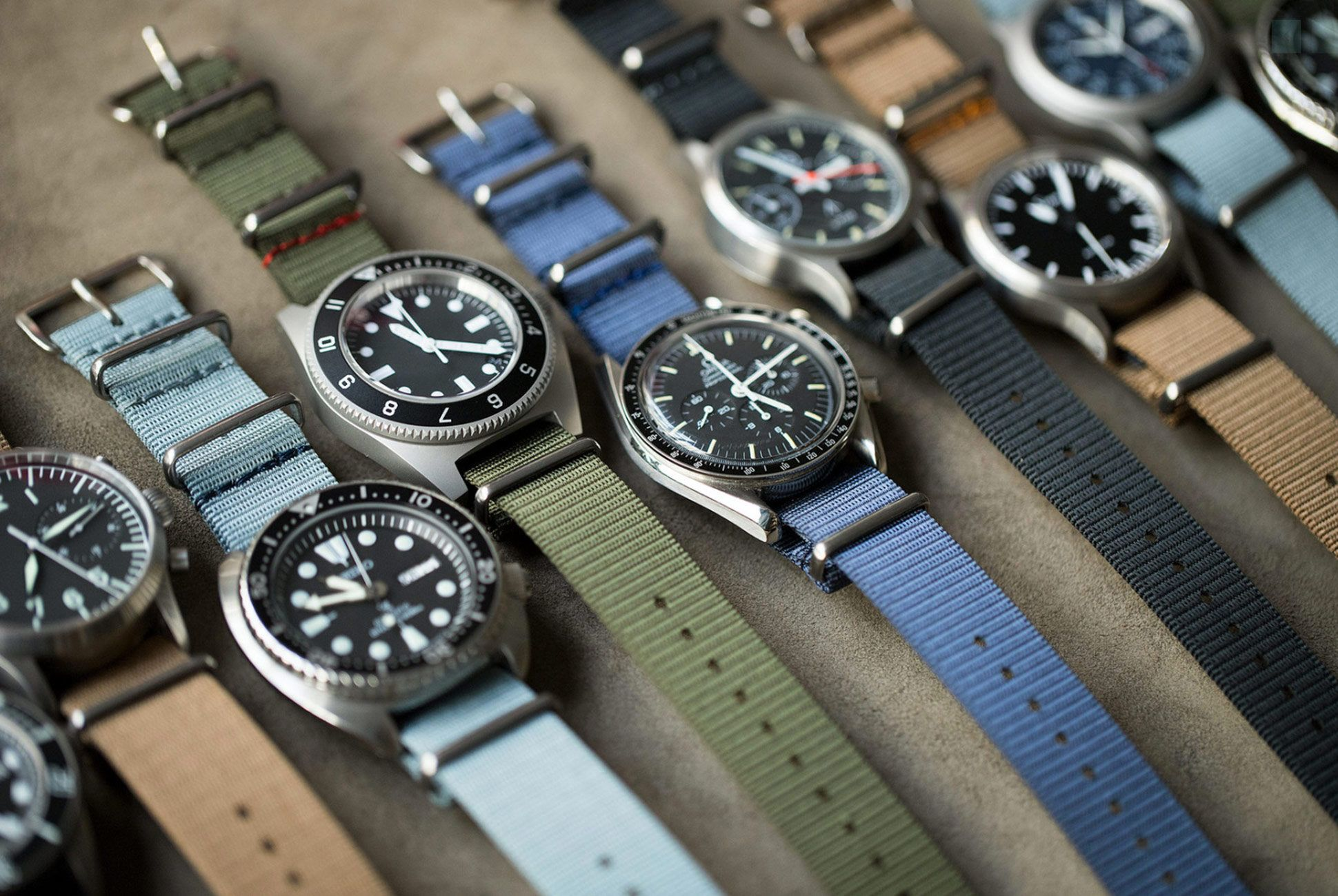 The 15 Best Watch Straps For A Cool And Casual Summer • Gear Patrol