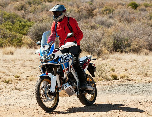 Honda's New Africa Twin Will Change Your Perception of Off-Road Riding