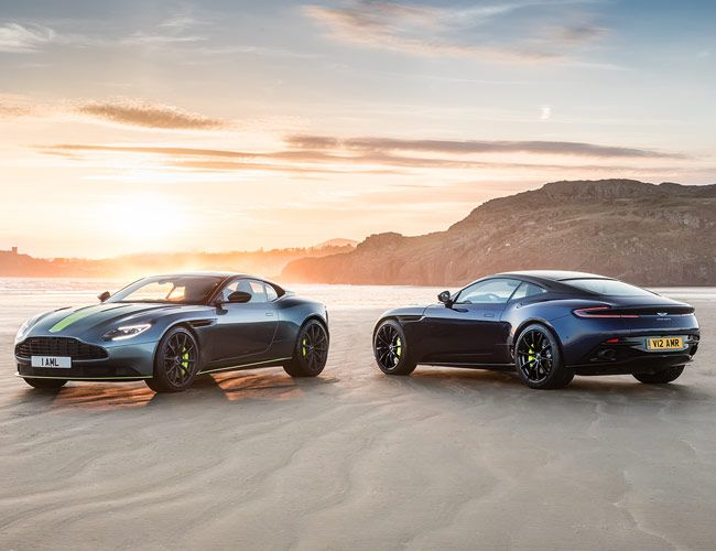 Aston Martin Took an Already Insane Car and Made It More Incredible