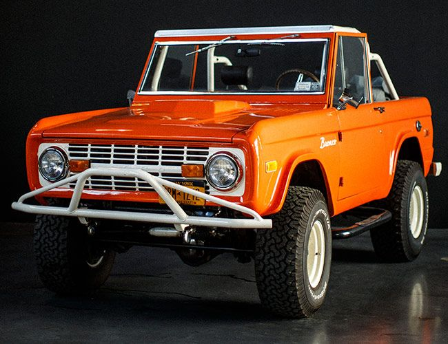 This Is the Bronco You Want but Ford Is Too Afraid to Build