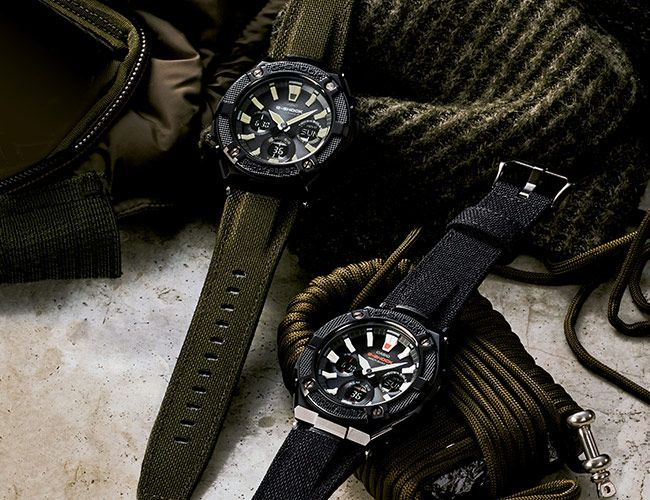 G-Shock's New Watch Blurs the Line Between City Style and Field-Ready Ruggedness
