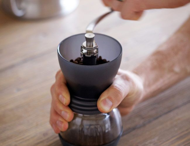 You Can Take My Hand Coffee Grinder from My Cold, Dead Hands