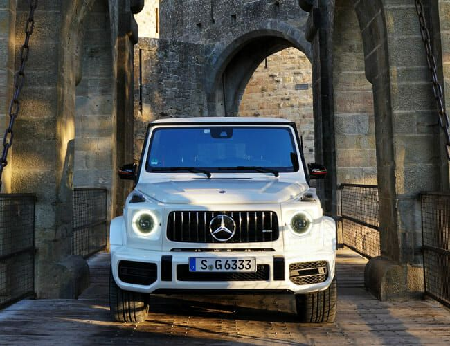 The Mercedes G-Wagen Will Never Die, But It Will Go Electric