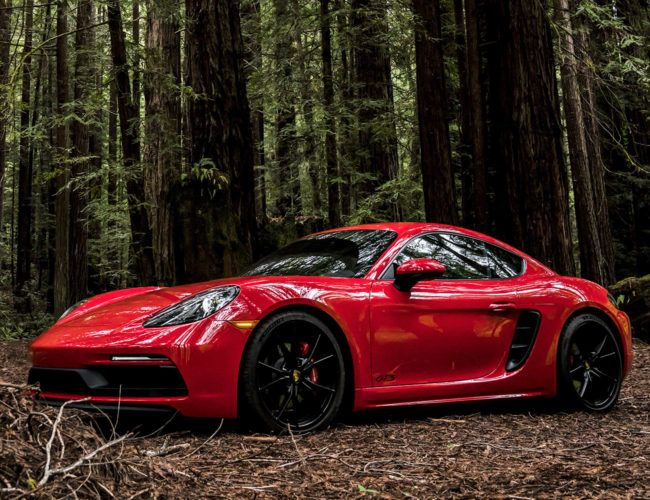 Porsche's Best Sports Car Is About to Get Lighter, Meaner and More Powerful, Report Says
