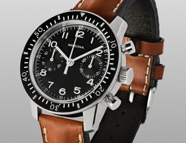 This Swedish Watch Company Is Bringing Back A Forgotten Pilot's Chronograph