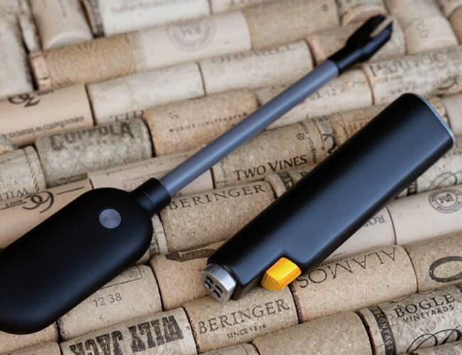 The Lighter of the Future Is Here, and It Uses Lasers