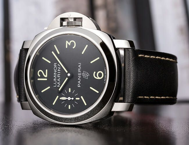 Today in Gear: An Iconic Panerai Gets Upgraded, a Gorgeous Minimalist Pocket Knife and More