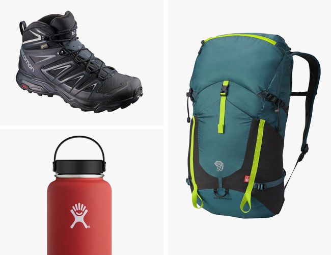 A Ton of Awesome Hiking Gear Is Discounted Right Now
