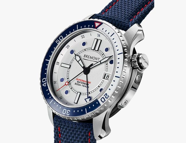 Bremont's Latest Watch Is a Handsome GMT Diver