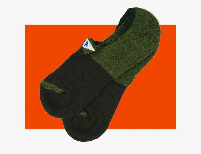 Finally, No-Show Socks that Don't Suck
