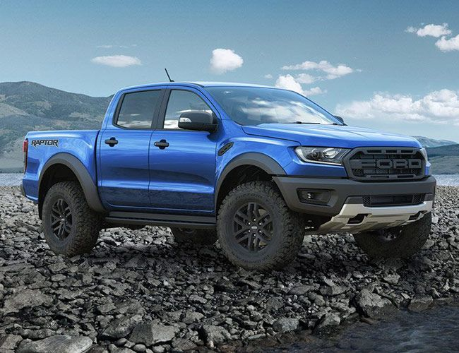 Ford Is Building the V8-Powered Ranger Raptor We Crave. We Just Can't Buy It