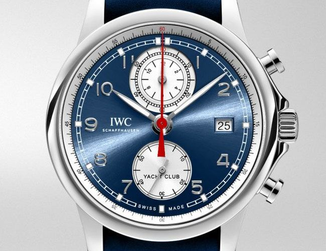 IWC Might Have Made the Perfect Summer Chronograph