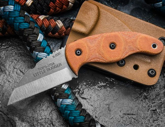 Looking for a Tiny Fixed-Blade? This Is the Knife to Get