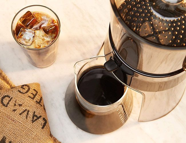 The Only Piece of Gear You Need to Make Cold Brew Coffee All Sumer Long