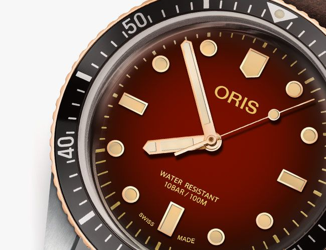 A Group Of Watch Nerds Worked With Oris to Make a Beautiful Dive Watch for Charity