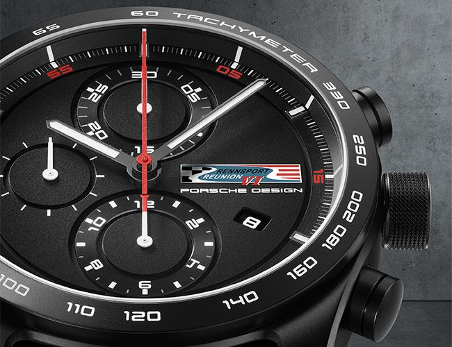 This Titanium Chronograph Celebrates 70 Years of an Iconic Carmaker