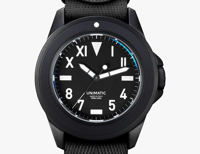 This Blacked-Out Timepiece Is How You Do A Minimalist Dive Watch The Right Way