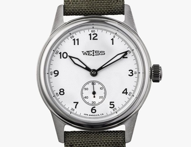 Weiss Updates and Refines Its Entry-Level Field Watch