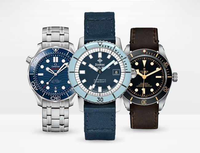 The 12 Best Dive Watches at Every Budget