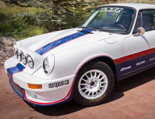 You Need to Buy This Super Clean Safari Porsche 911