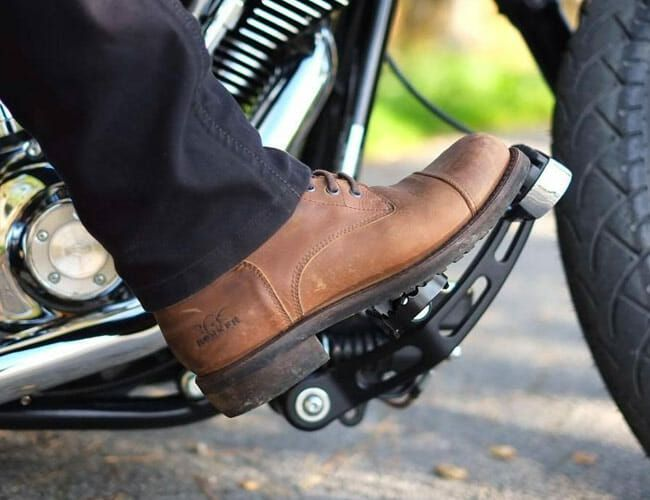 These Stylish Motorcycle Boots Are Perfect for Any Situation