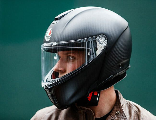 AGV Sportmodular Carbon Helmet Review: In a Class of Its Own
