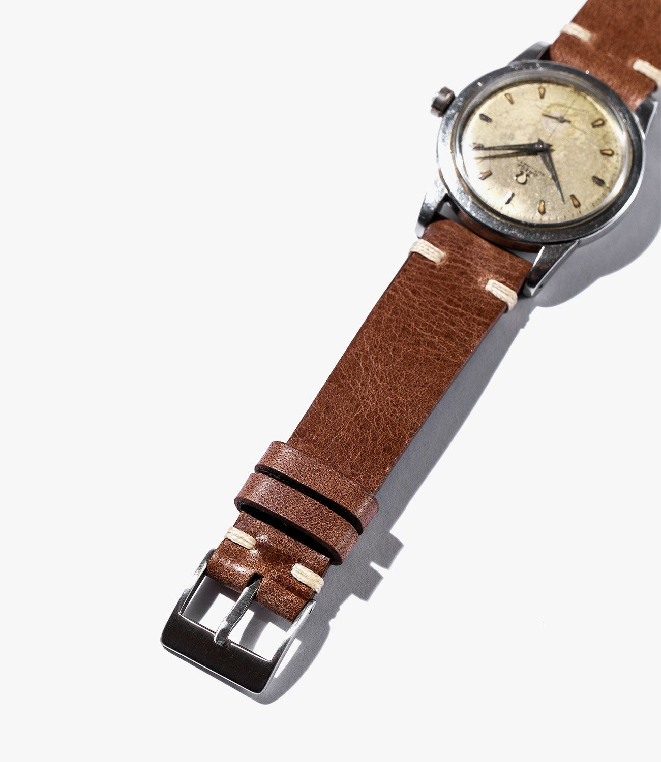 Leather-Watch-Bands-gear-patrol-Crown-and-Buckle-Brown-slide-2