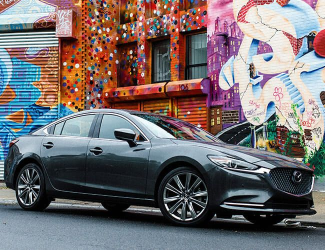 Is Mazda About to Build the Affordable Sport Sedan We've Always Wanted?