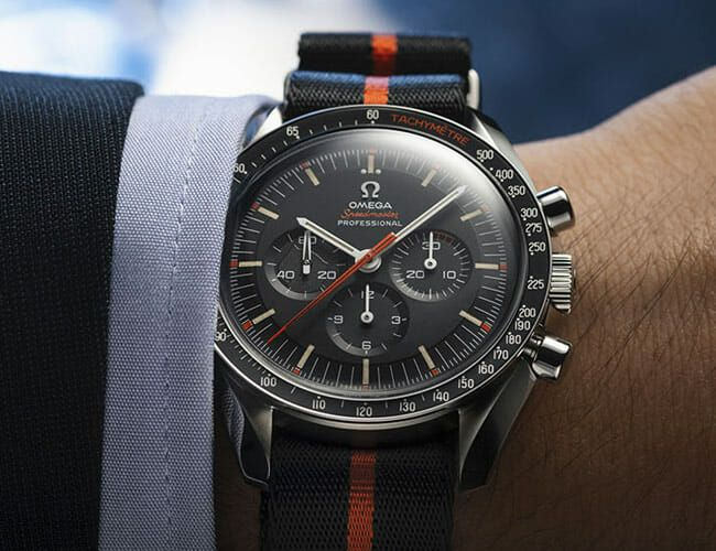 Omega's Speedmaster Ultraman Is Rad But Infuriatingly Limited