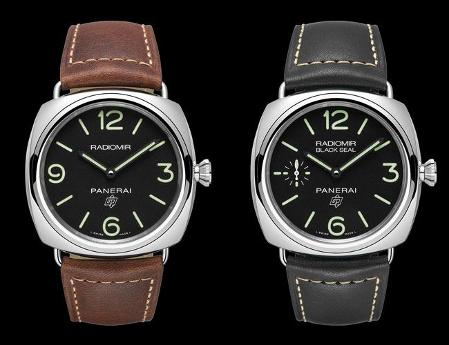 Panerai Introduces Another Entry-Level Watch with an In-House Movement