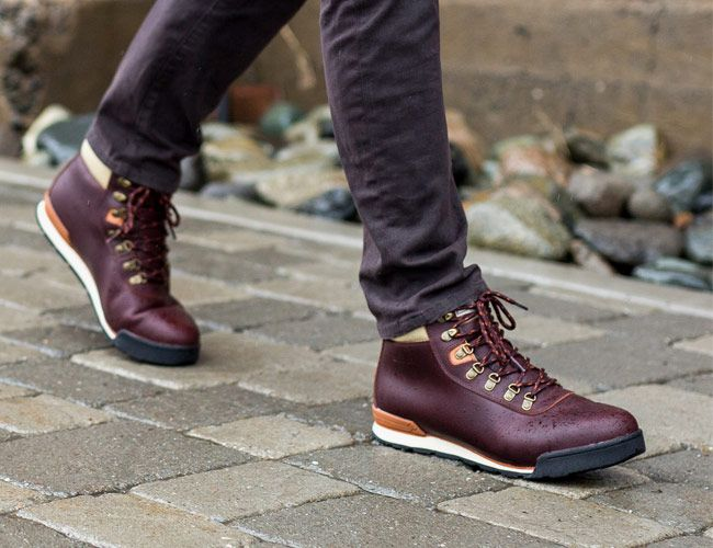 9 Pairs of Hiking Boots We'd Wear All the Time