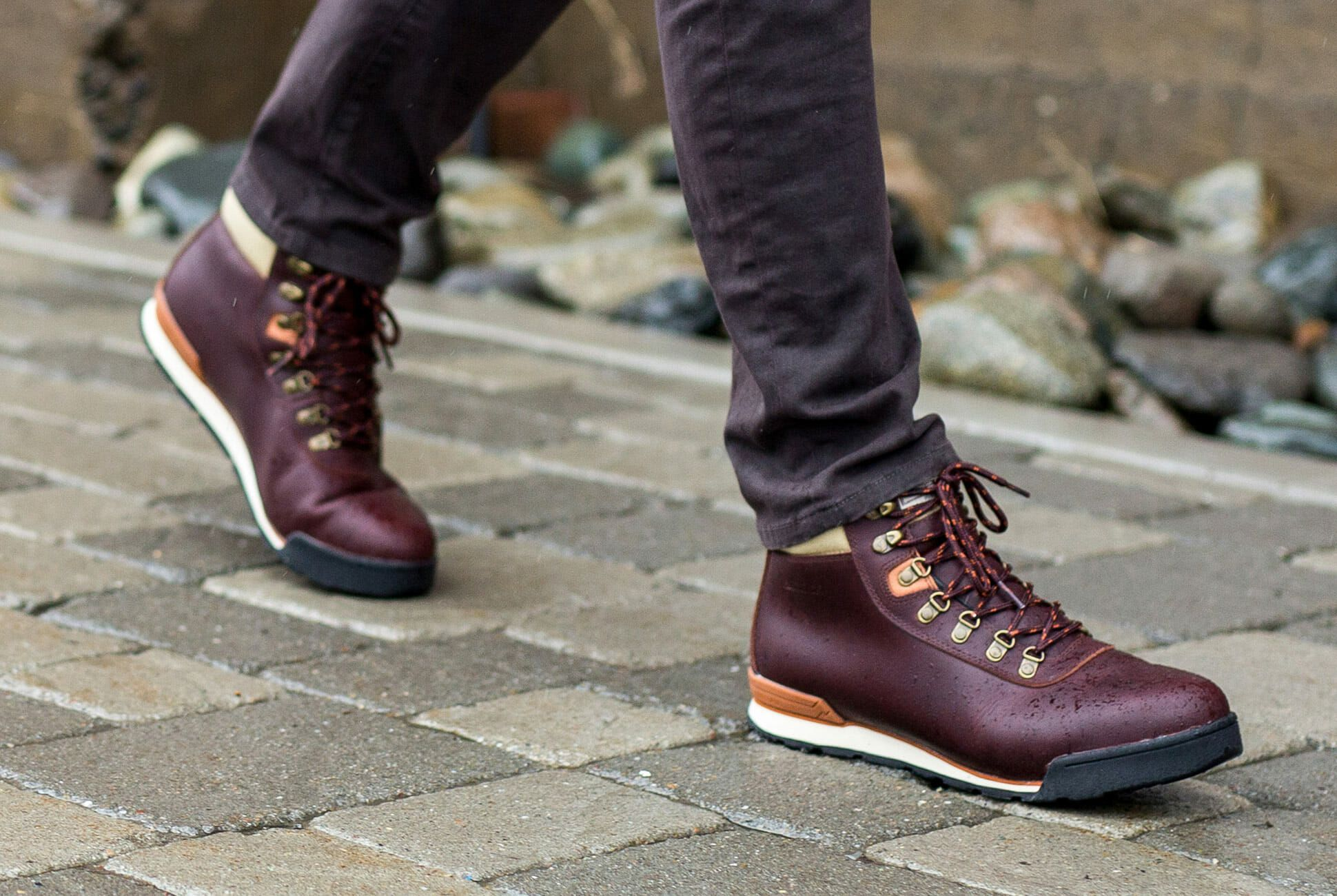 The Hiking Boots We'd Wear All the Time While Traveling