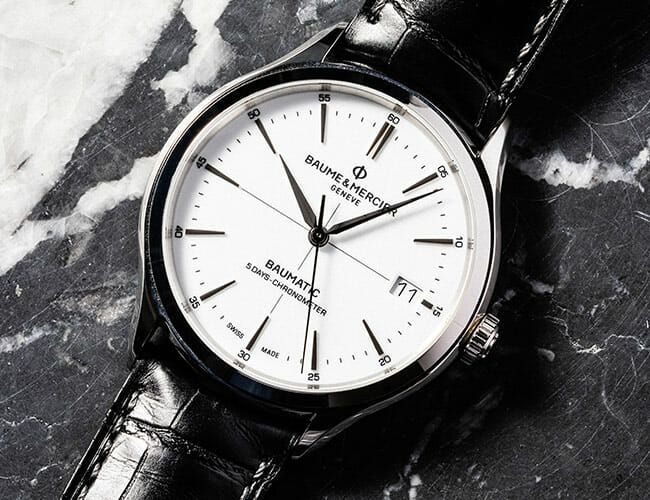 Review: Baume & Mercier's New Chronometer Is One of the Most Impressive Watches In Its Price Range