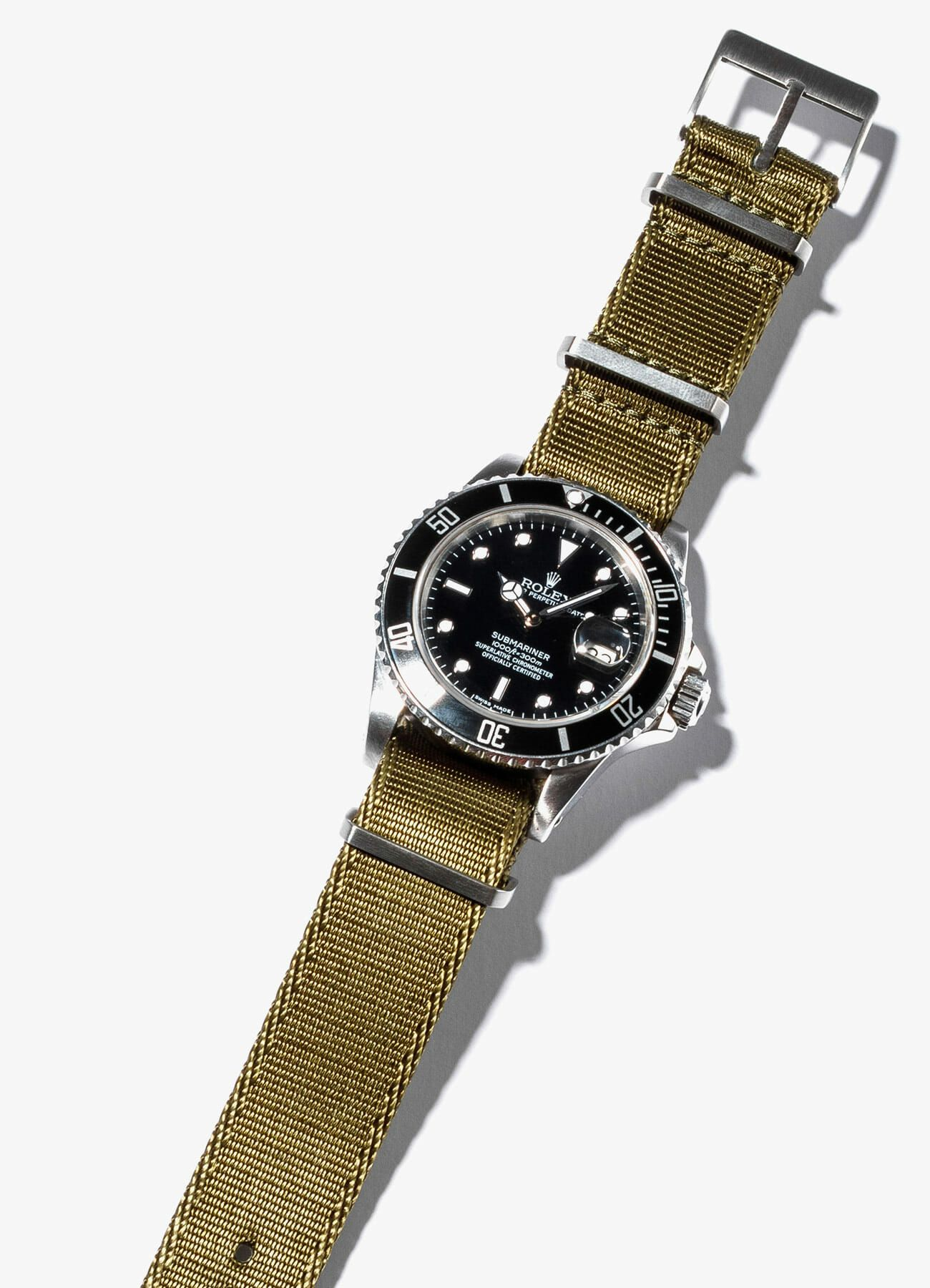 Who Makes The Best NATO Strap? • Gear Patrol